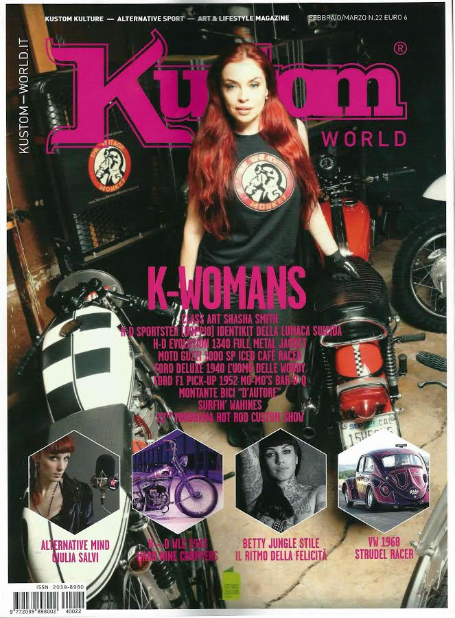 Kustom World Italia Feature